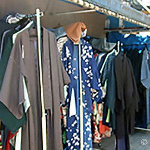 日本橋 植田衣料店