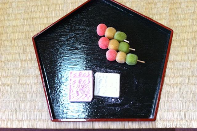 茶道 干菓子