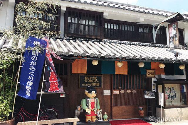 倉敷 桃太郎のからくり博物館