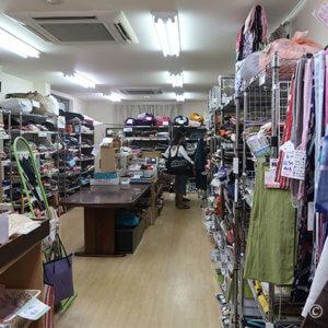 リサイクルきもの福服浅草店