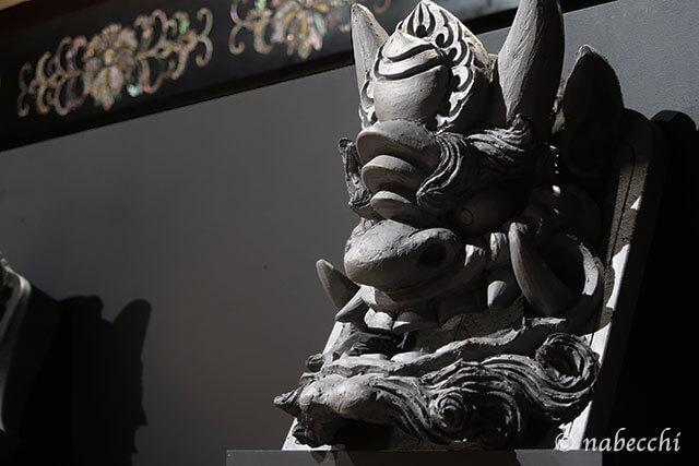 栄四郎瓦「和のあかり×百段階段展2017」