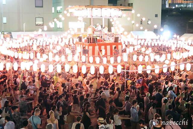 築地本願寺盆踊り大会2019