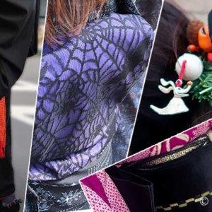 参加者のハロウィン着物コーデまとめ – きものde交流