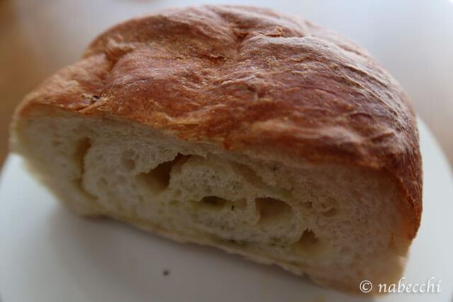 自然酵母石窯ガーデンCoCo バジルチーズ味