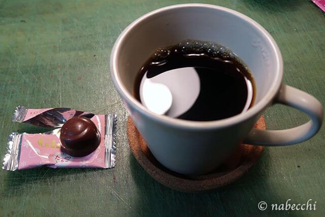 珈琲&チョコ