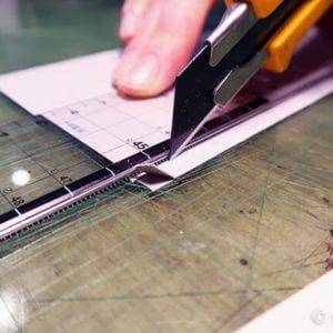 なぜ?パーツ裁断済で型紙作り – A4トートバッグ制作 教室12