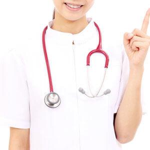 頭蓋骨骨折で入院。気になる看護師さん