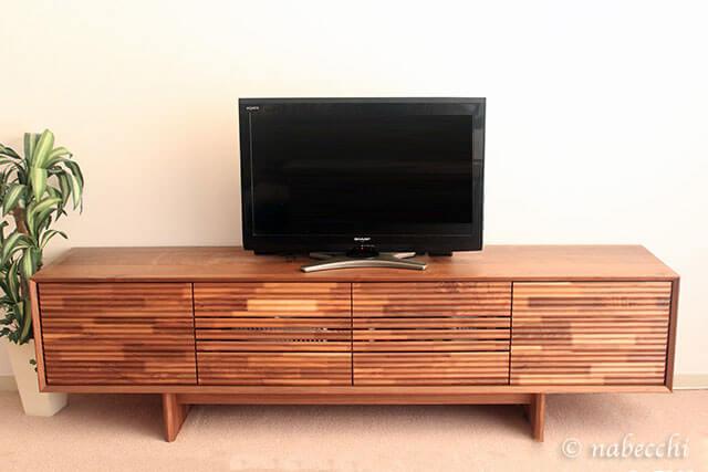カリモク テレビボード QT70モデル