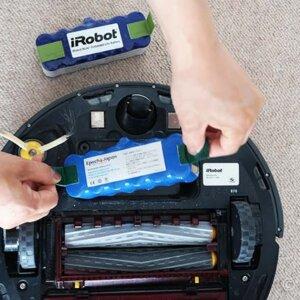 6年目ルンバ870 なぜ数分でホームベースに戻る?互換バッテリー