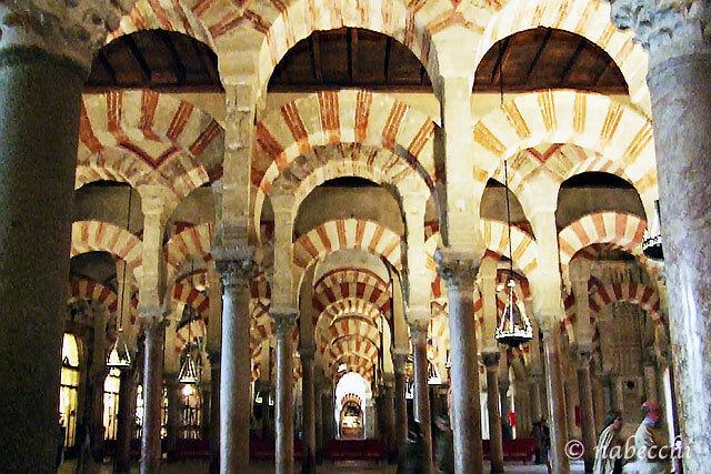コルトバ大聖堂「メスキータ」