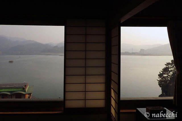 羽合温泉 望湖楼 和室
