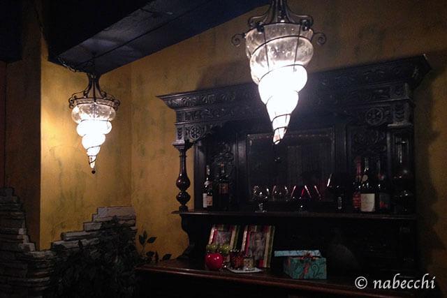 ザ・ダイニング カンパーニュ ワイン酒場店内