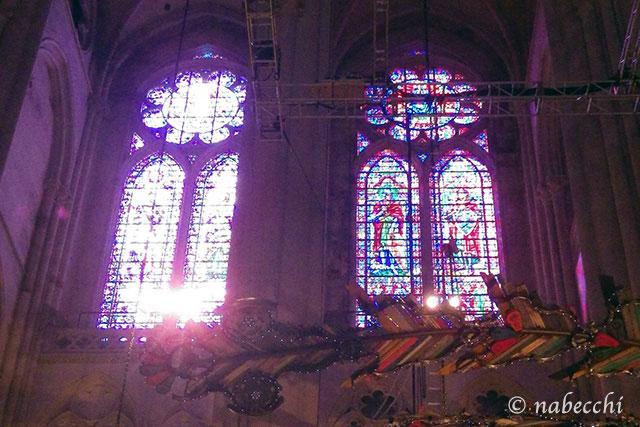 ステンドグラス セント ジョン ディバイン大聖堂