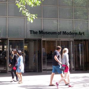世界のモダンアートを堪能!MoMA ニューヨーク近代美術館