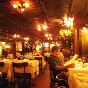英語が話せず不安。NY老舗ステーキ Keens Steakhouse