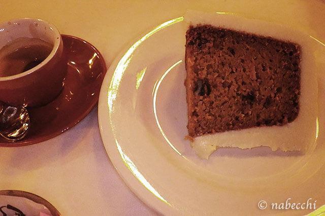 Keens Steakhouse Carrot cake