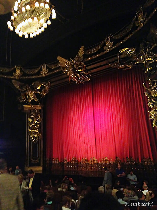 オペラ座の怪人 シャンデリア マジェスティック劇場