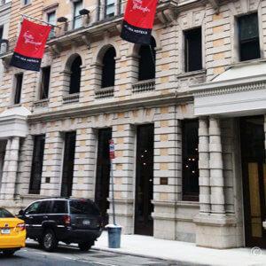 モダン過ぎる NYデザイナーズホテル『旧キング&グローブ』