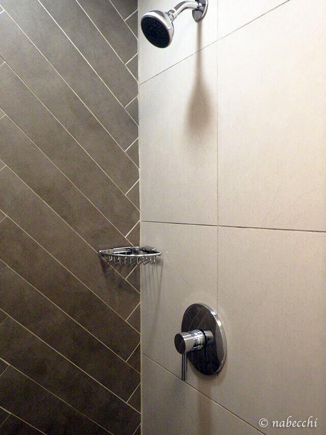 シャワールーム ザ レッドベリー ニューヨーク