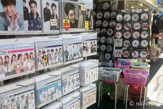 K-POPアイドルショップ
