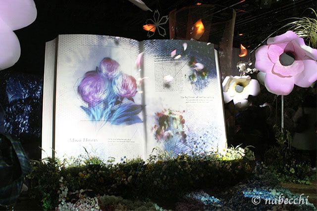 FLOWERS BY NAKED「BIG BOOK」