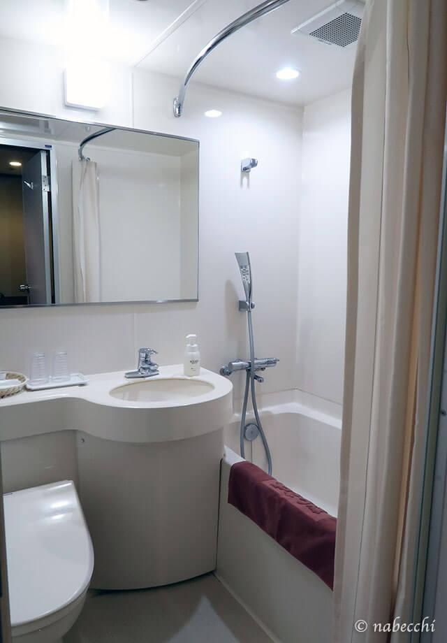 バスルーム 登別温泉 ホテルまほろば