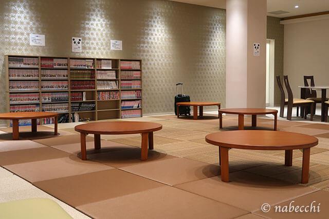 ラウンジ カプセルホテル「お宿 Haru's」