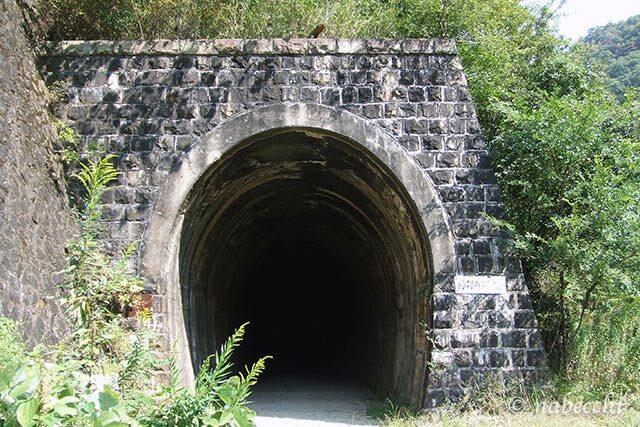 旧福知山 廃線跡トンネル