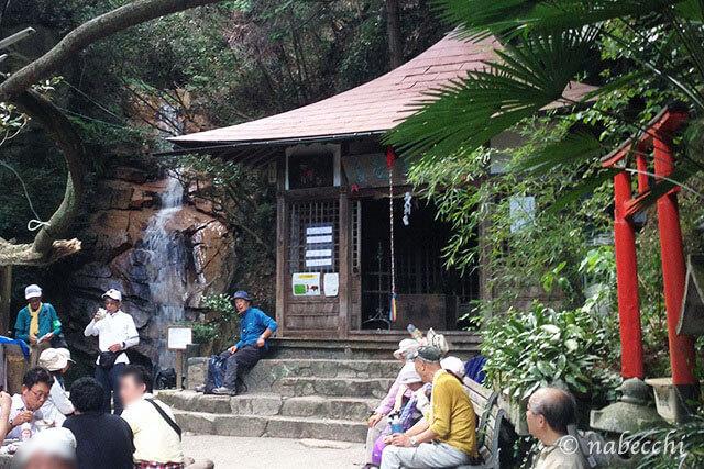 芦屋ロックガーデン「高座の滝」