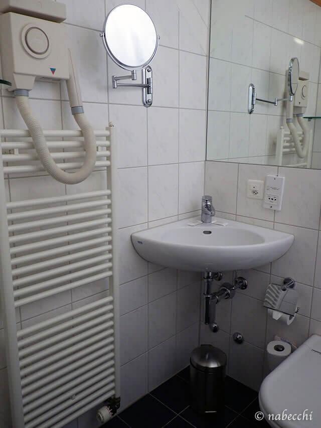 スイス・ルツェルン『Grand Hotel Europe』バスルーム