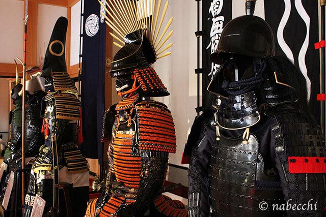 甲冑・杉戸絵展 熊本城