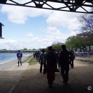 京都駅から足をのばして!紅葉色づく高雄から嵐山ハイキング
