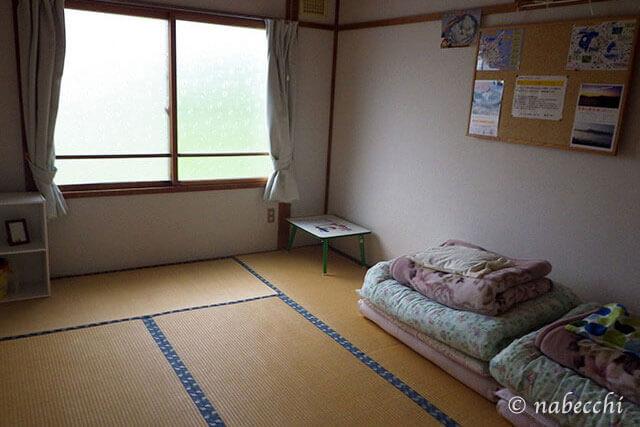 川湯温泉 宿「あさ寝坊」和室