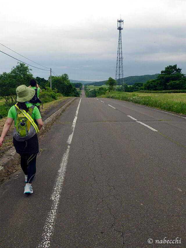 北海道100km歩こうよルート