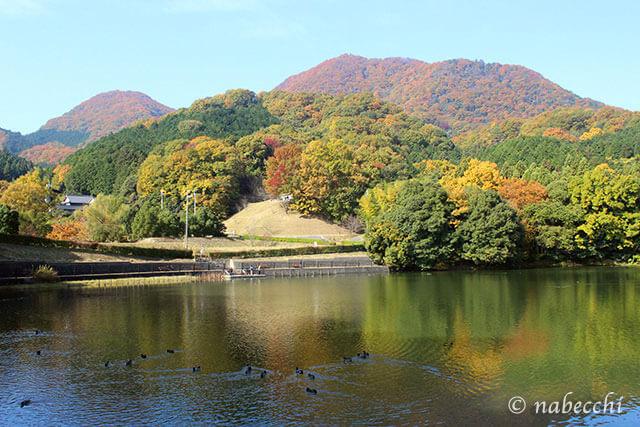 奈良二上山