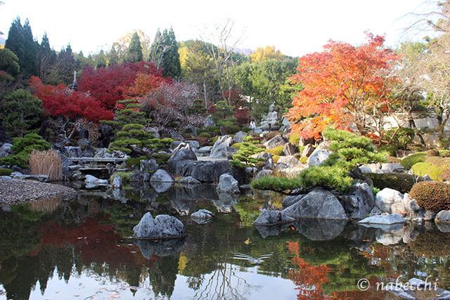 當麻寺 浄土庭園