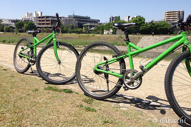 京都サイクリング