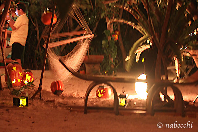ハロウィンビーチ 星野リゾートリゾナーレ小浜島