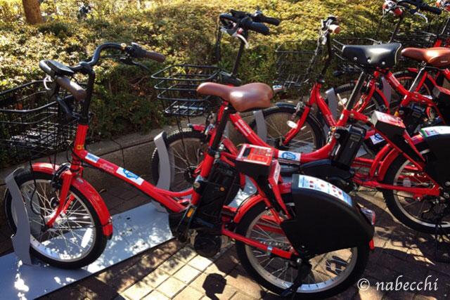 東京コミュニティサイクル