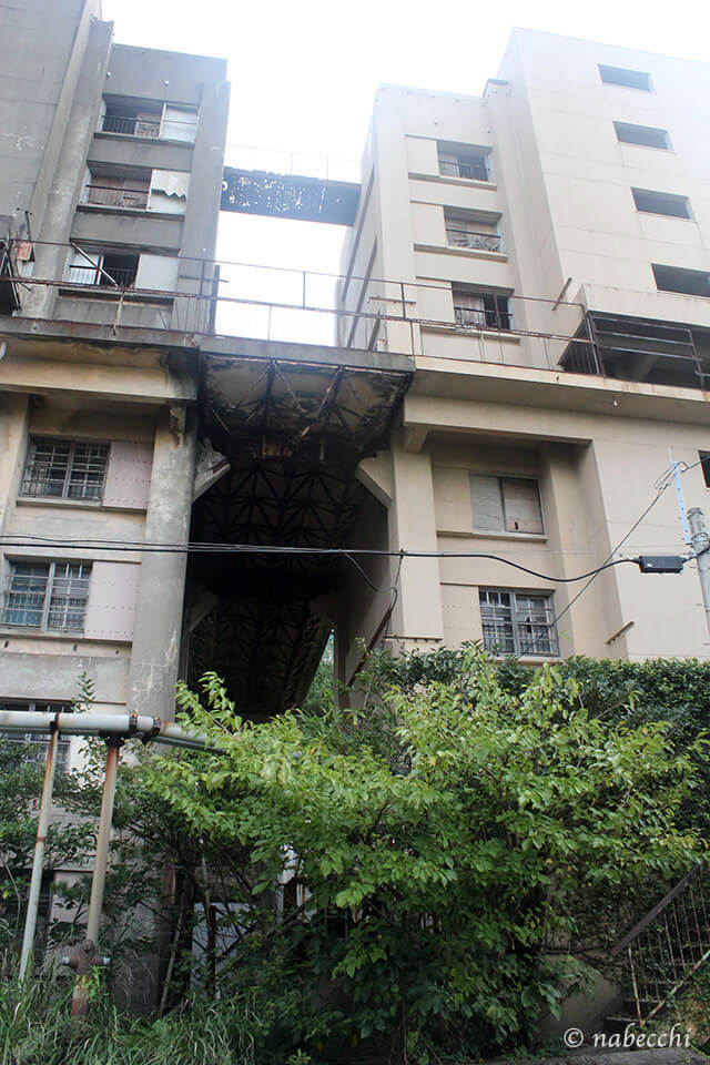 池島 8階建てアパート