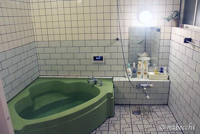 島宿「オープンハウス桜櫻」浴室