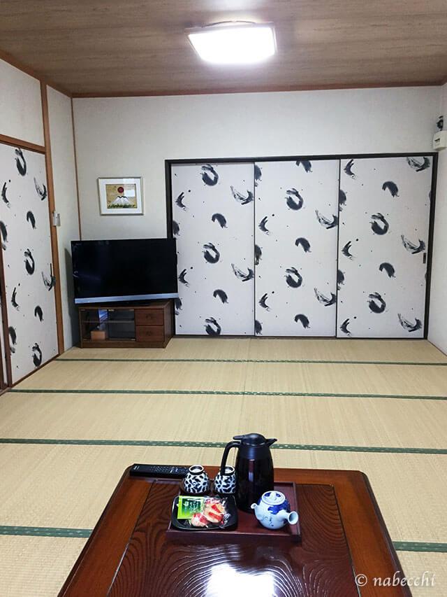 島宿「オープンハウス桜櫻」和室