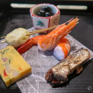夏の上高地「ホテル白樺荘」の夕食「杣人料理」とはどんな料理?