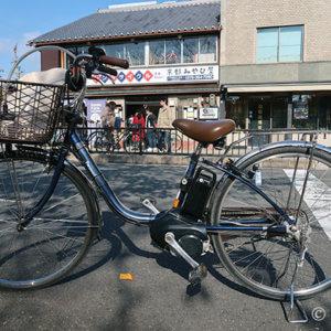 秋の京都はレンタサイクル♪お店の選び方と連泊レンタルで注意した点