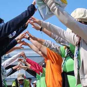 2014関西100km歩こうよ大会 – サポーター編:スタート