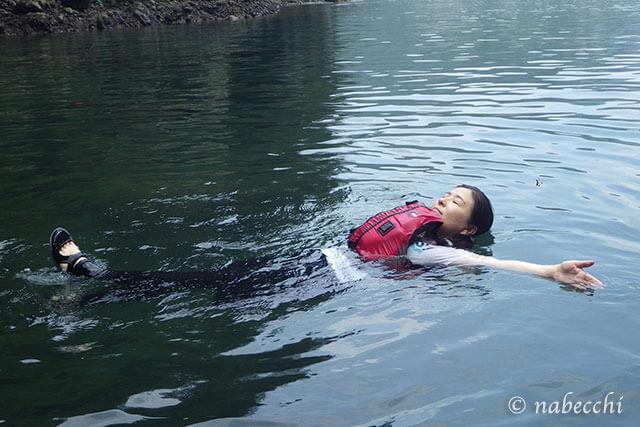 南伊豆・子浦 水浴